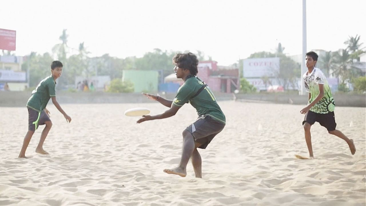 Ultimate Frisbee Makes An Indian Filmmaker's Sundance Dreams Come True