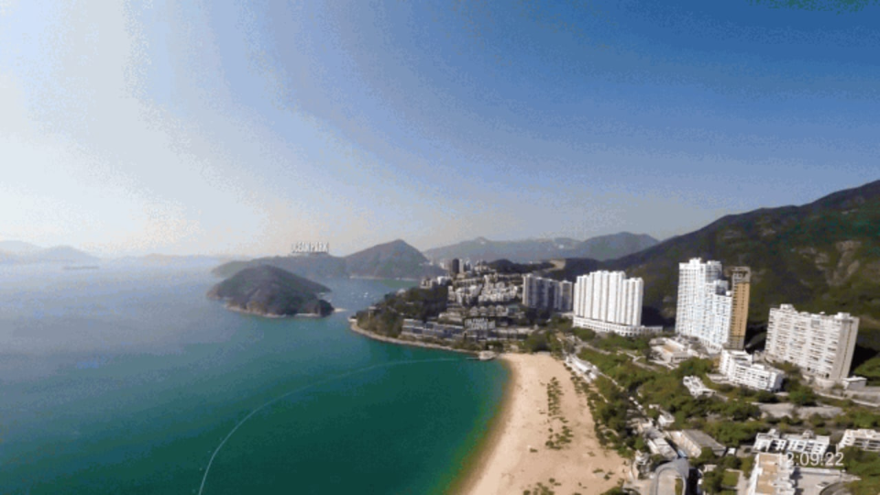 Watch This Drone Deliver A Chocolate Bar Across Hong Kong