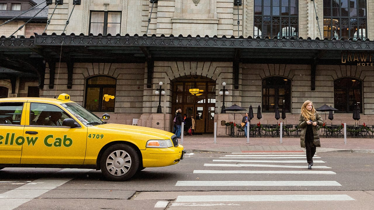 Yellow Cab Denver >> Taxis Unite Denver Taxi Drivers Are Forming Their Own