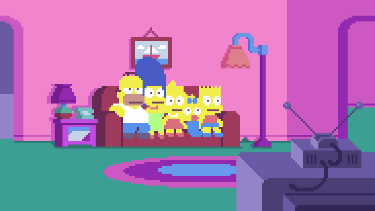 Check Out This Perfect Fan Made Pixel Art Version Of The