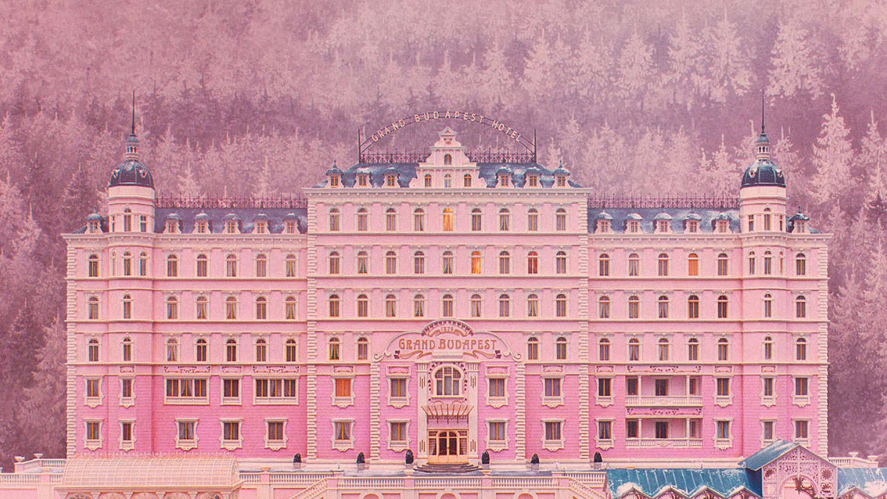 How designers built the world of the grand budapest hotel for Design hotel budapest