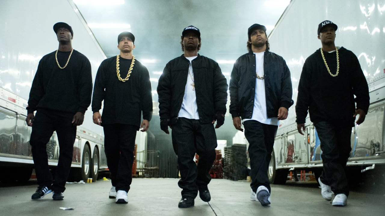 Ice Cube And Dr. Dre Introduce A Rousing New Trailer For The Movie About Their Lives