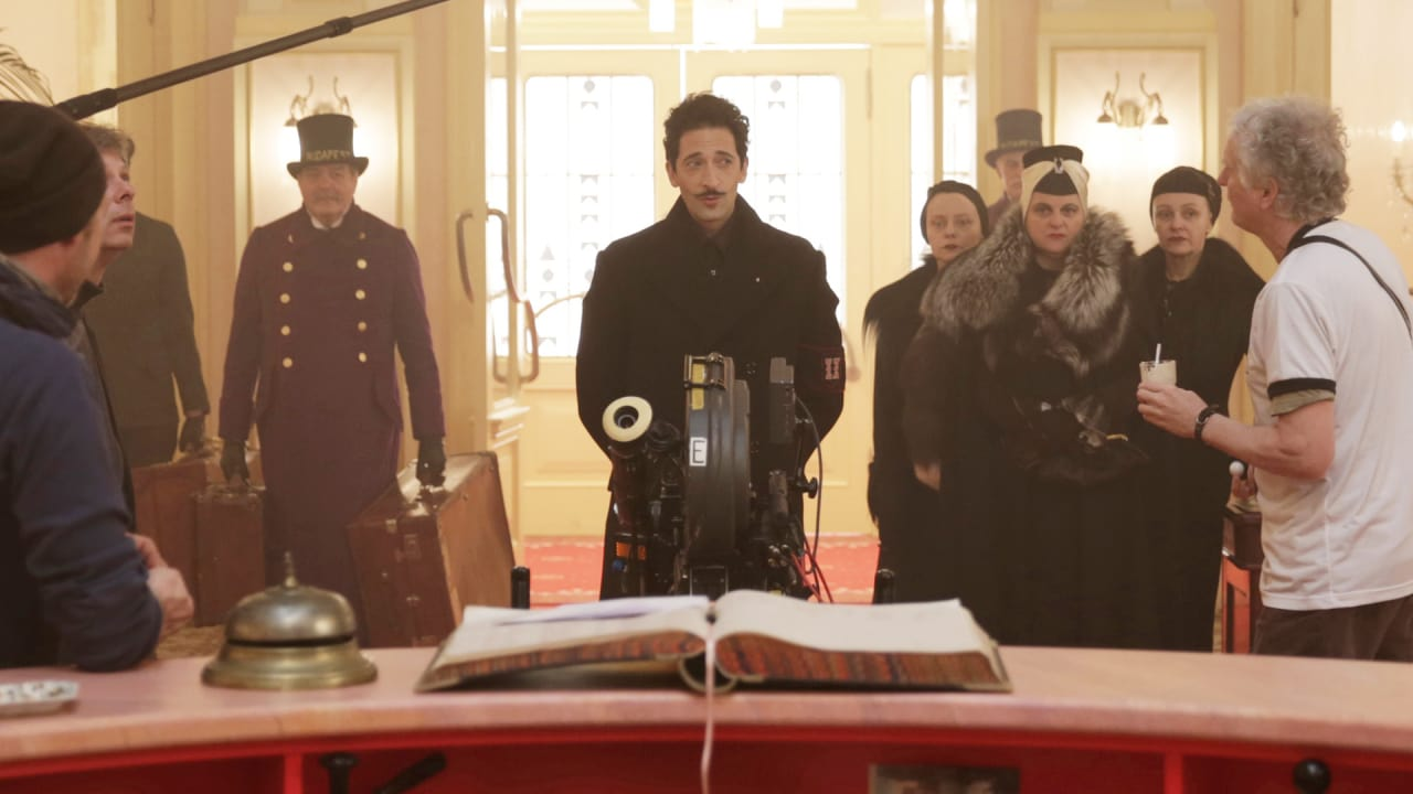 """Shooting The Oscars' Most Centered Movie: The Precision Filmmaking Behind """"Grand Budapest Hotel"""""""