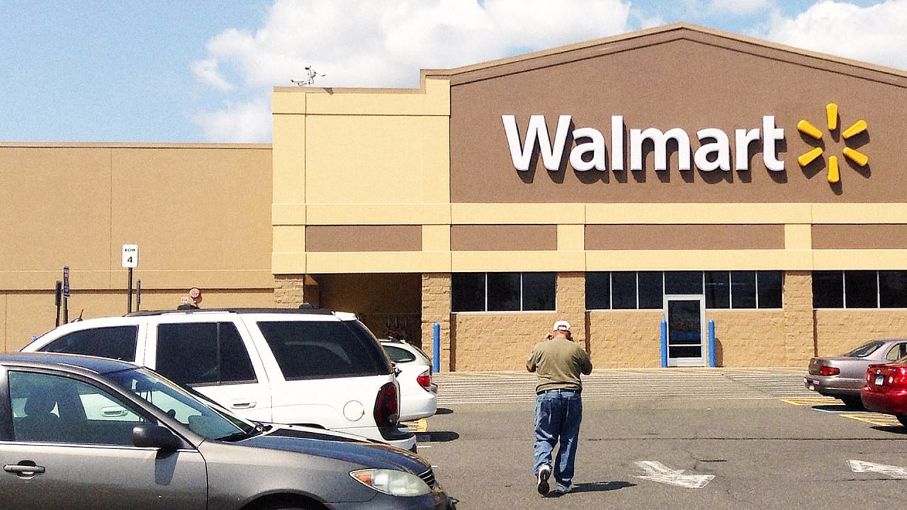 Living Near Walmart Is Why You're Fat