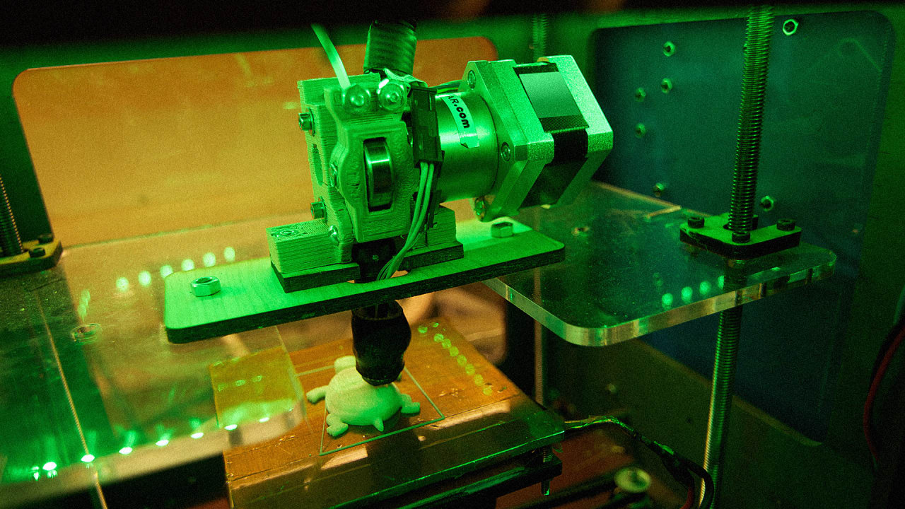 Fixing The Environmental Flaws In 3-D Printing By Fixing The Goo They 3-D Print With