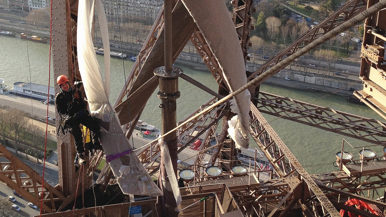 The Eiffel Tower Now Has Two Beautiful Wind Turbines