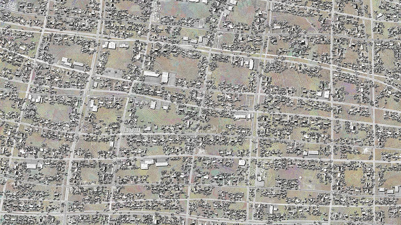 Beautiful (And Creepy) Aerial Drawings Of Imaginary Suburbs Will Make You Reconsider Sprawl