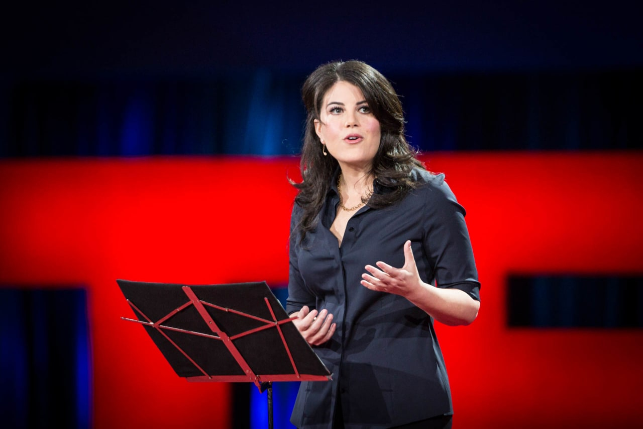 Watch Monica Lewinsky's Brave TED Talk In Full, As She Speaks Against A Culture Of Humiliation