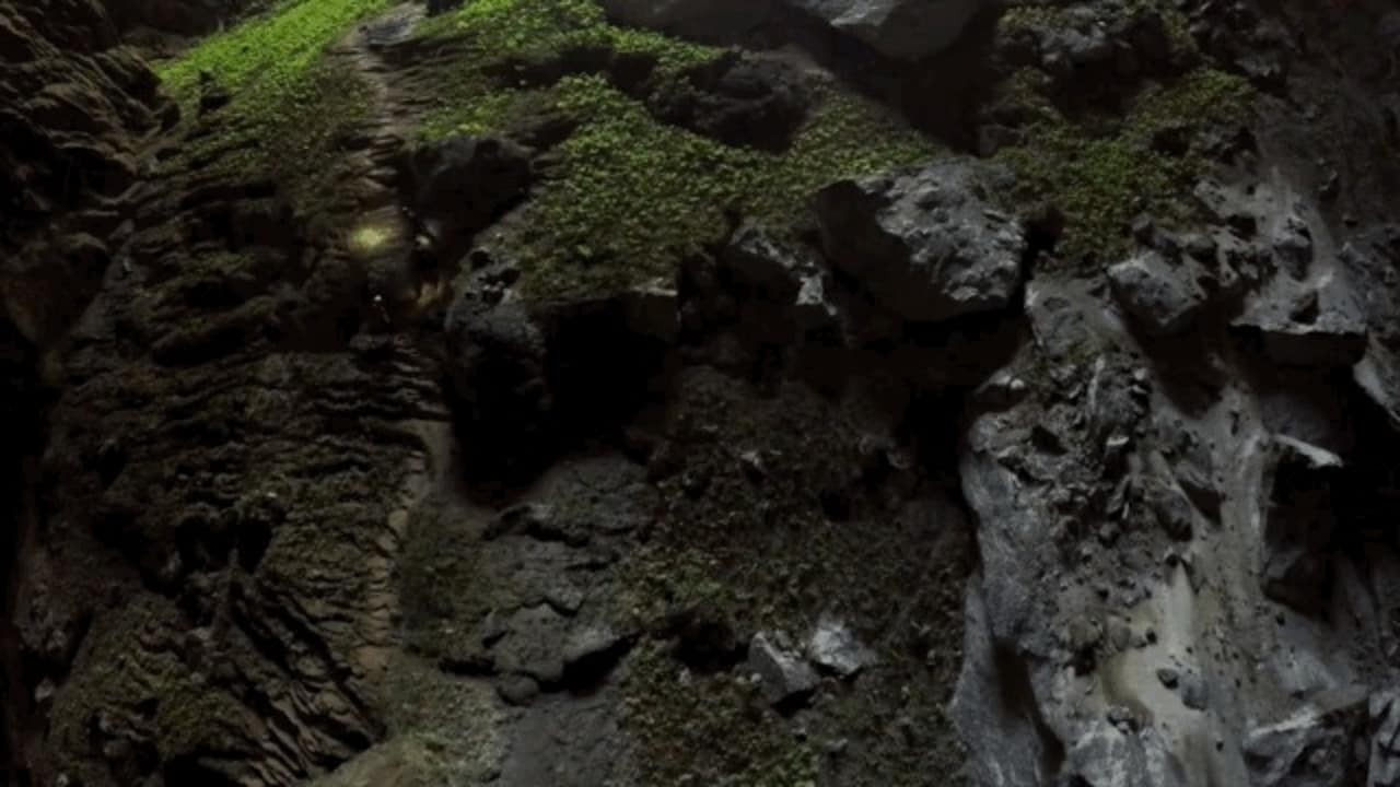 Take A Stunning Drone Tour Of The World's Largest Cave
