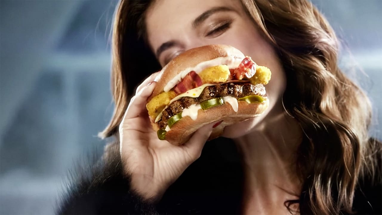 Carl's Jr.'s Hottest Burger Was Created By Its Ad Agency