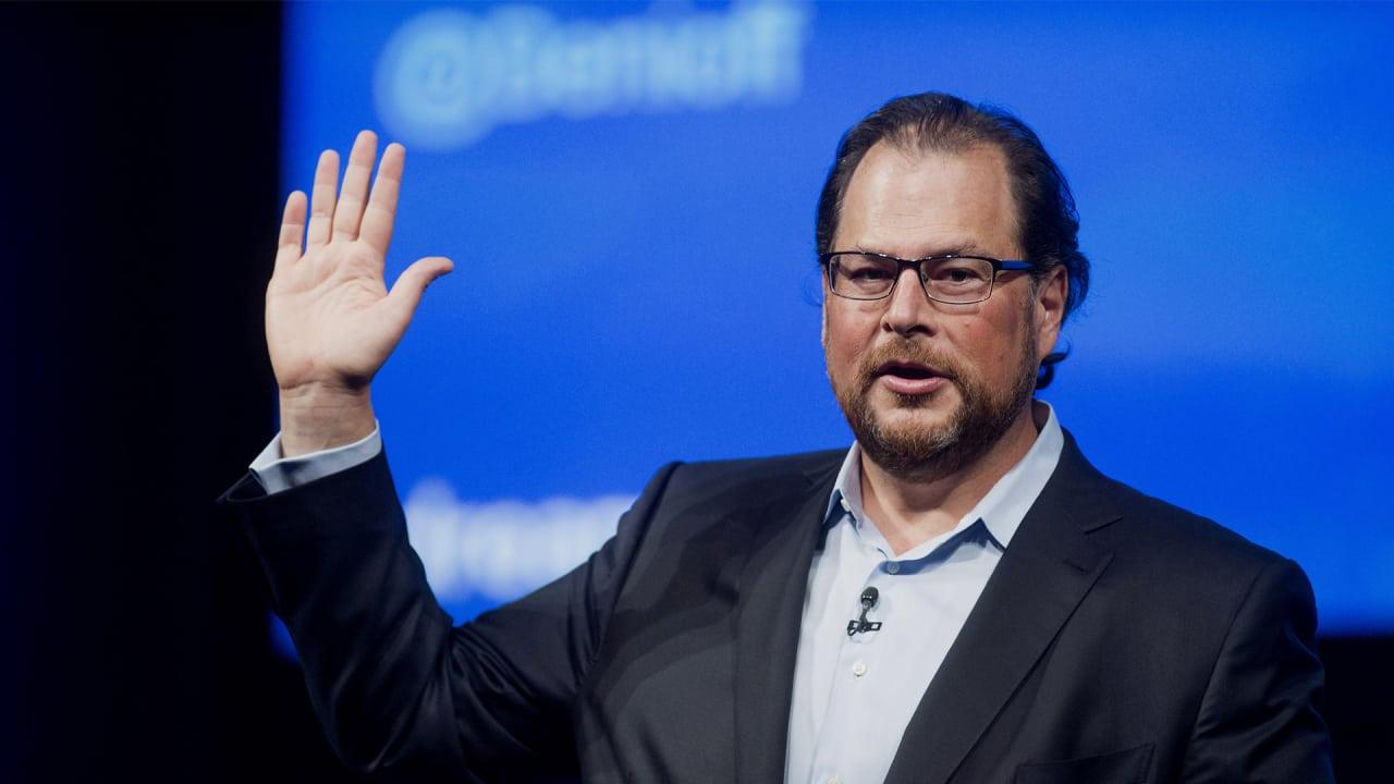 Salesforce CEO Boycotts Indiana's Anti-Gay Law, Urges ...