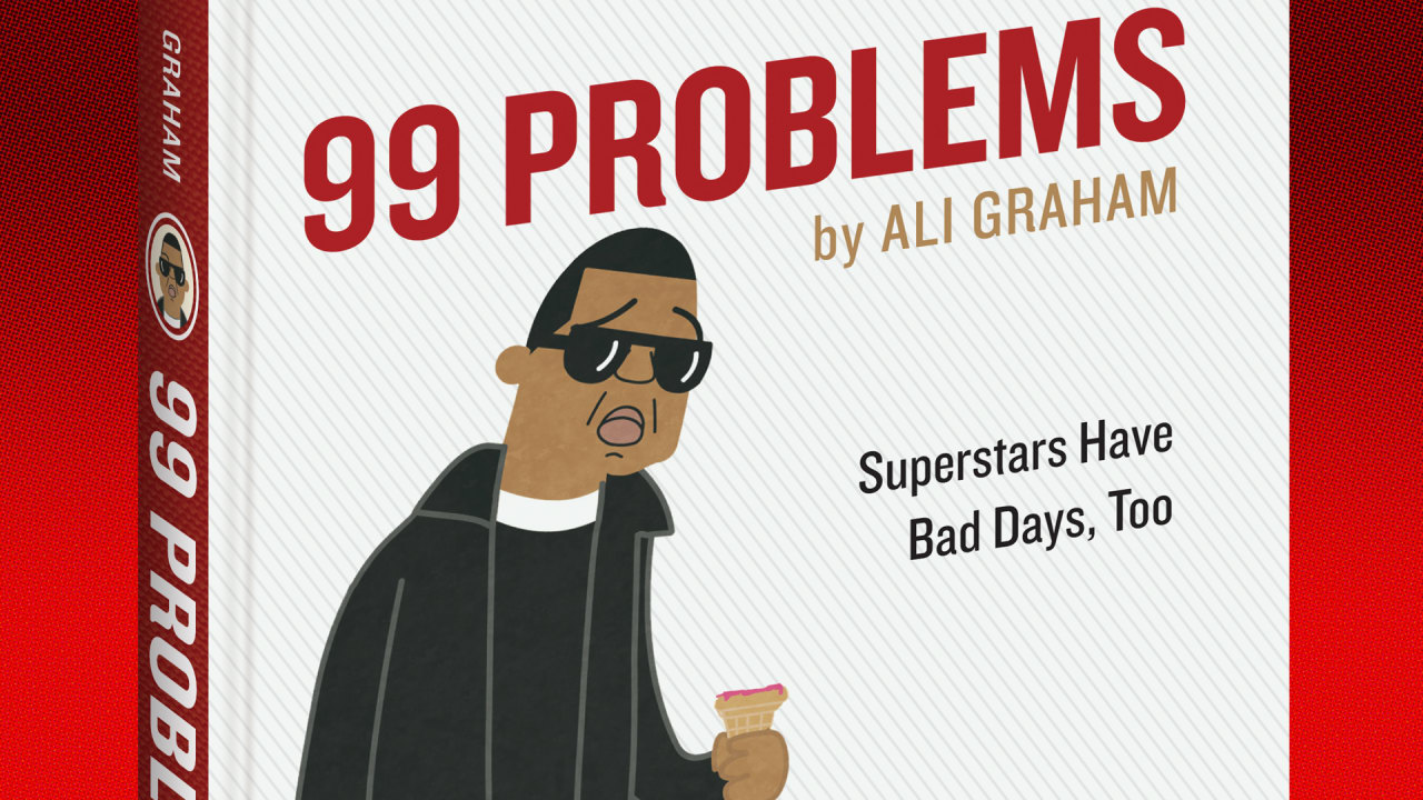 All Of Jay Zs 99 Problems Are Illustrated In This Book