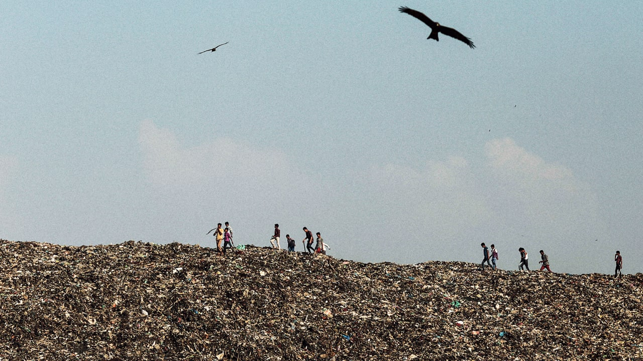 This Clever Platform Is Helping Waste Pickers Solve India's Growing Trash Problem