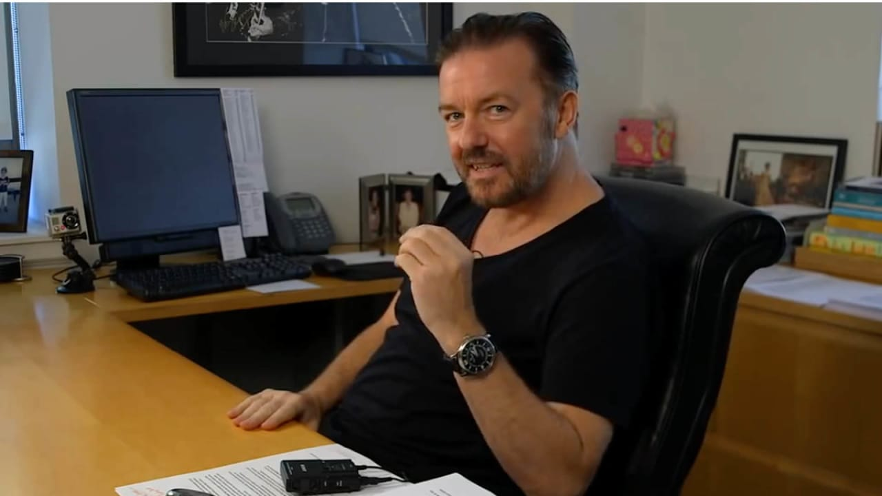 ricky gervais guide to medicine mp3