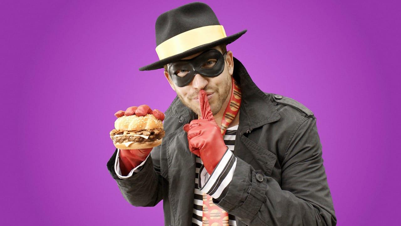 The Story Behind McDonald's Hot, Hipster Hamburglar