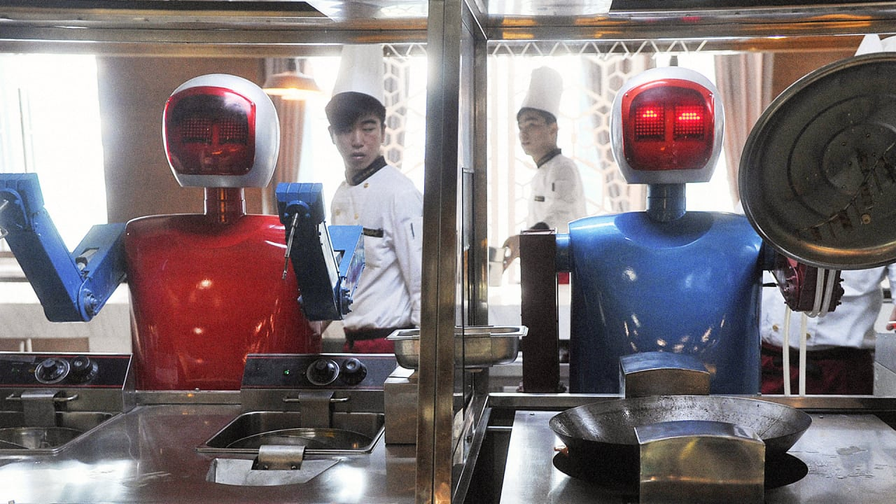 Yes, Robots Really Are Going To Take Your Job And End The American Dream