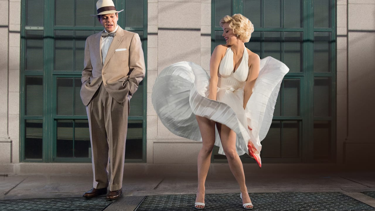 Watch NYC Subways Blow Marilyn Monroe's Skirt In Real-Time ...