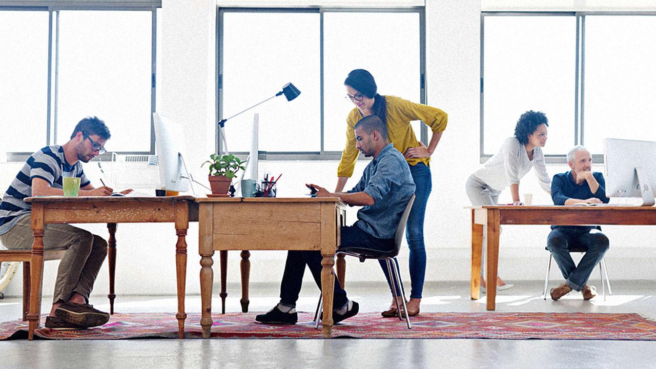 Is The Open-Office Trend Reversing Itself?