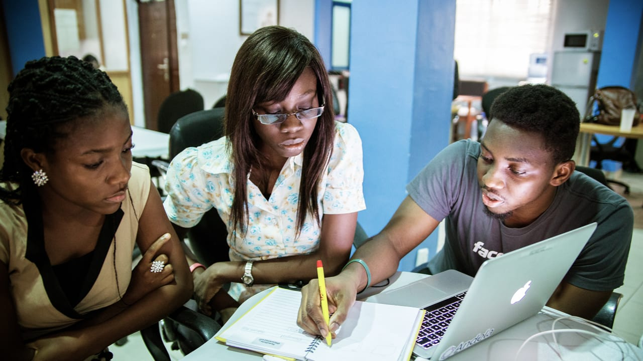 Image result for coding schools in africa