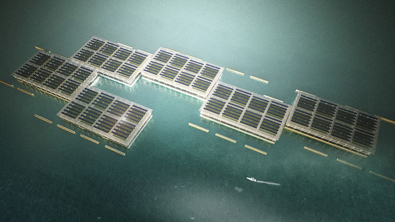 What If We Could Feed Our Cities With Offshore Floating Farms?