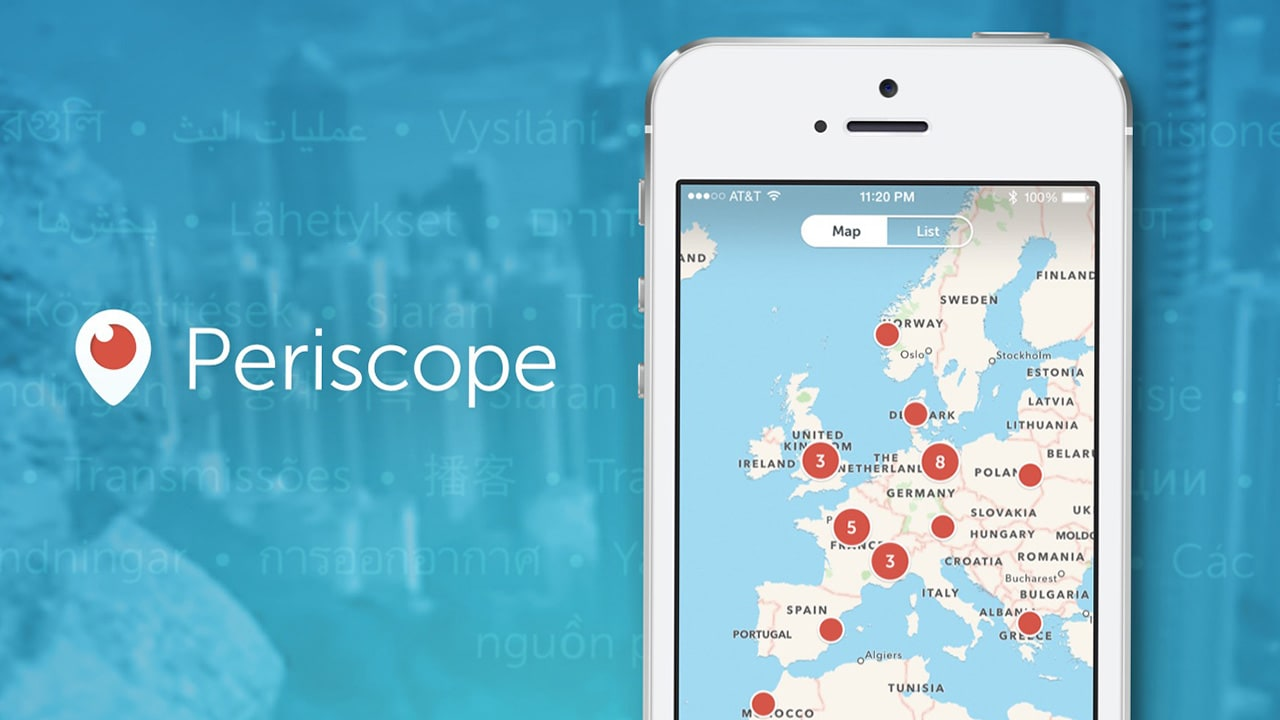 Twitter just made it easier to find strangers videos on periscope gumiabroncs Gallery