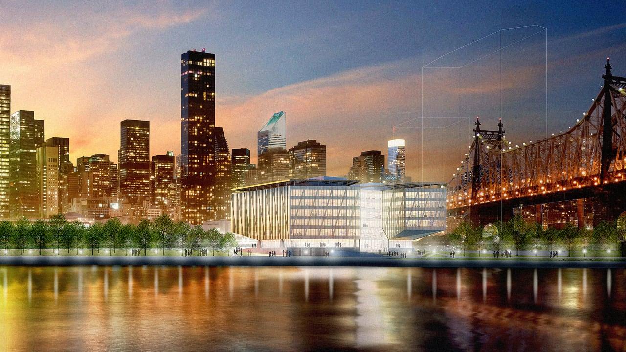 Introducing The Bridge, The Innovation Hub Of New York City's $2 Billion Tech Campus