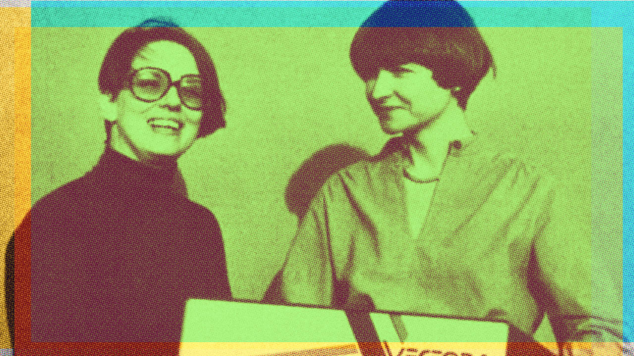 In April 1977, Steve Jobs and Steve Wozniak rented a booth at the formative industry conference for the personal computer, the First West Coast Comput