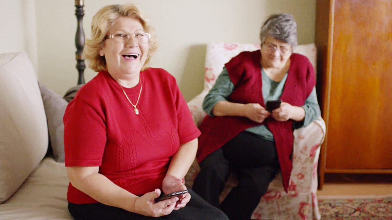 Vodafone Used Facebook To Turn Two Lonely Grannies Into