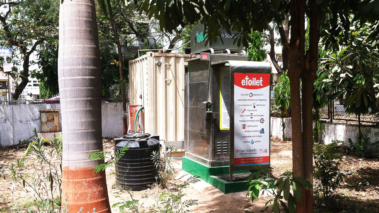 This Gates-Funded Toilet Of The Future Is Built So Anyone Can Repair It