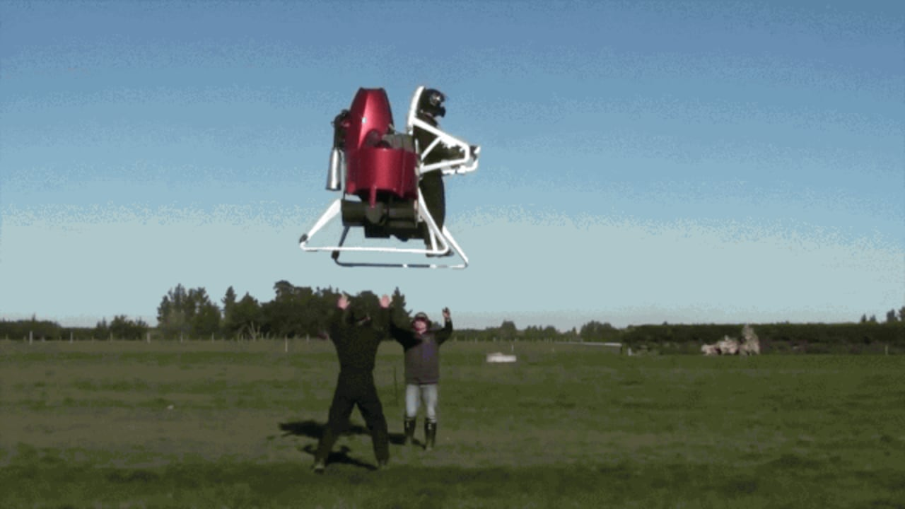 The Jetpack May Finally Be Coming–To Save Your Life