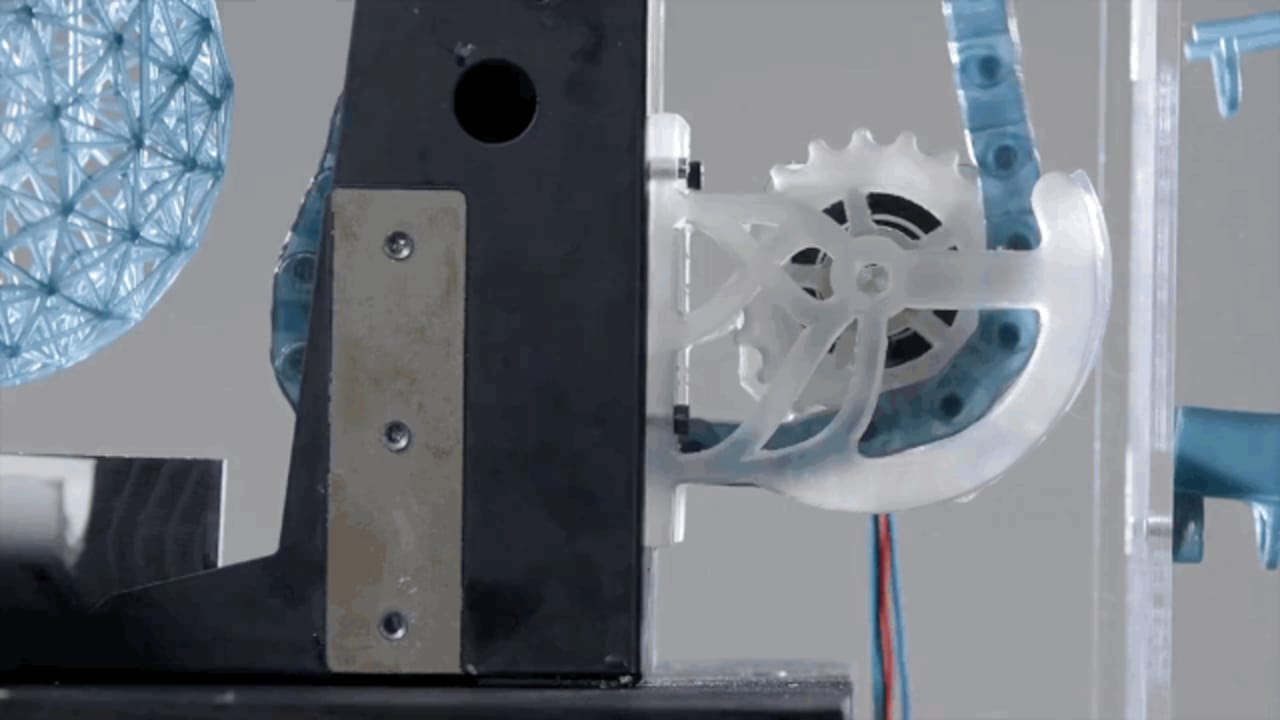 This Super-Strong 3-D Printer Material Lets You Print Tough Stuff Like Chains And Cogs