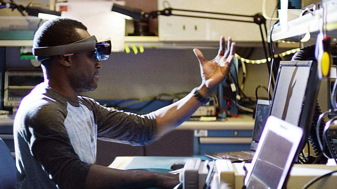 Q&A With HoloLens Pioneers Object Theory