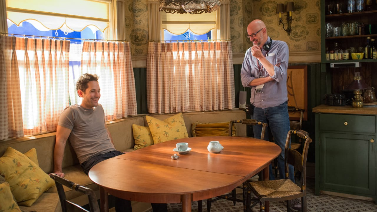 """How """"Ant-Man"""" Director Peyton Reed Went From Bringing It On To Marvel's Weird Superhero"""