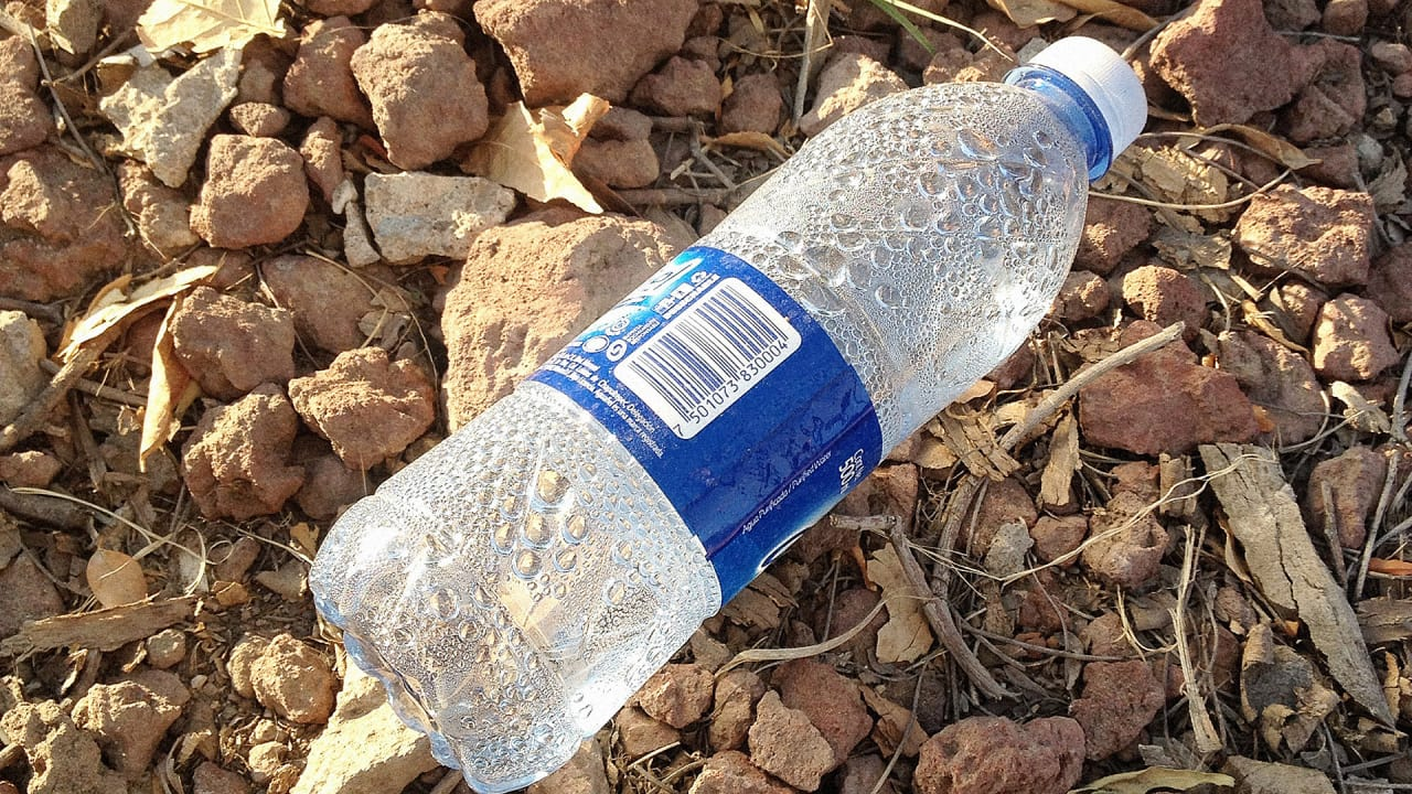 The Bottled Water Industry Is Fighting To Keep Plastic Bottles In National Parks