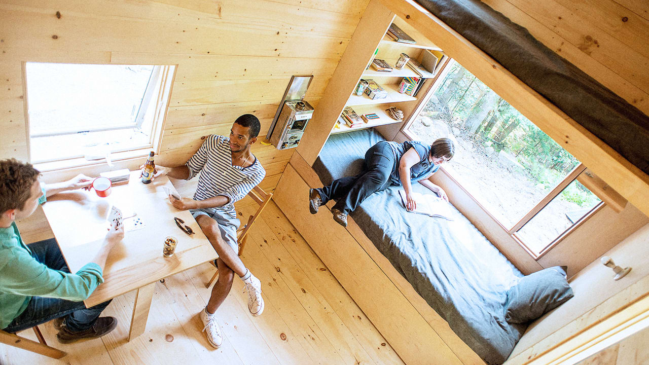 Think You're Cut Out For Tiny House Living? Now You Can Book A Short Stay And See