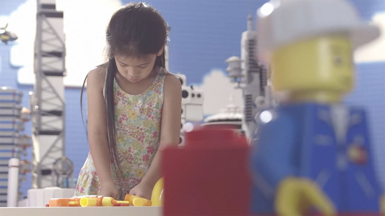See How Kids Use Lego To Help Build Singapore's City Of The Future
