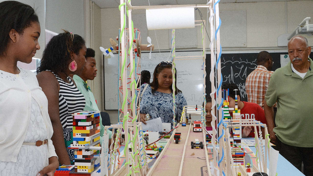 These Smart Cities Of The Future Were Designed By Smart Middle-School Students
