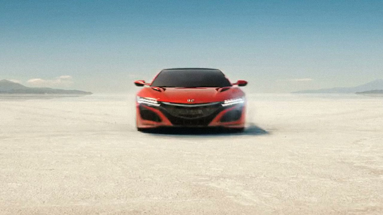 Honda's Fun Speed-Reading Ad Banned In The U.K. For Encouraging Dangerous Driving