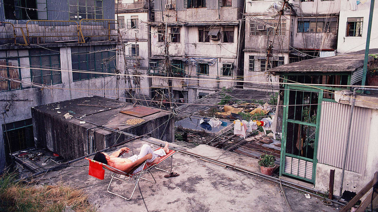 These Stunning Photos Show Life On The Densest City Block On Earth