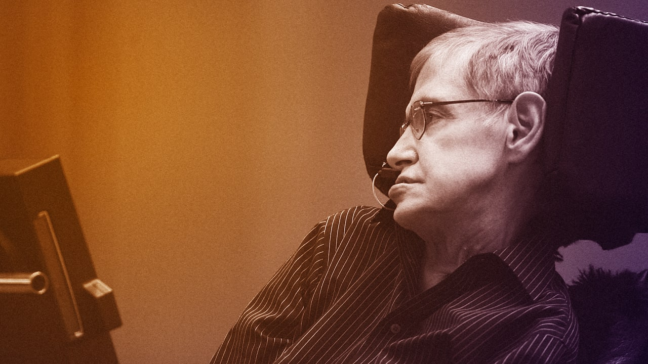 Stephen Hawking's Voice Is Now Open Source And Free To Download