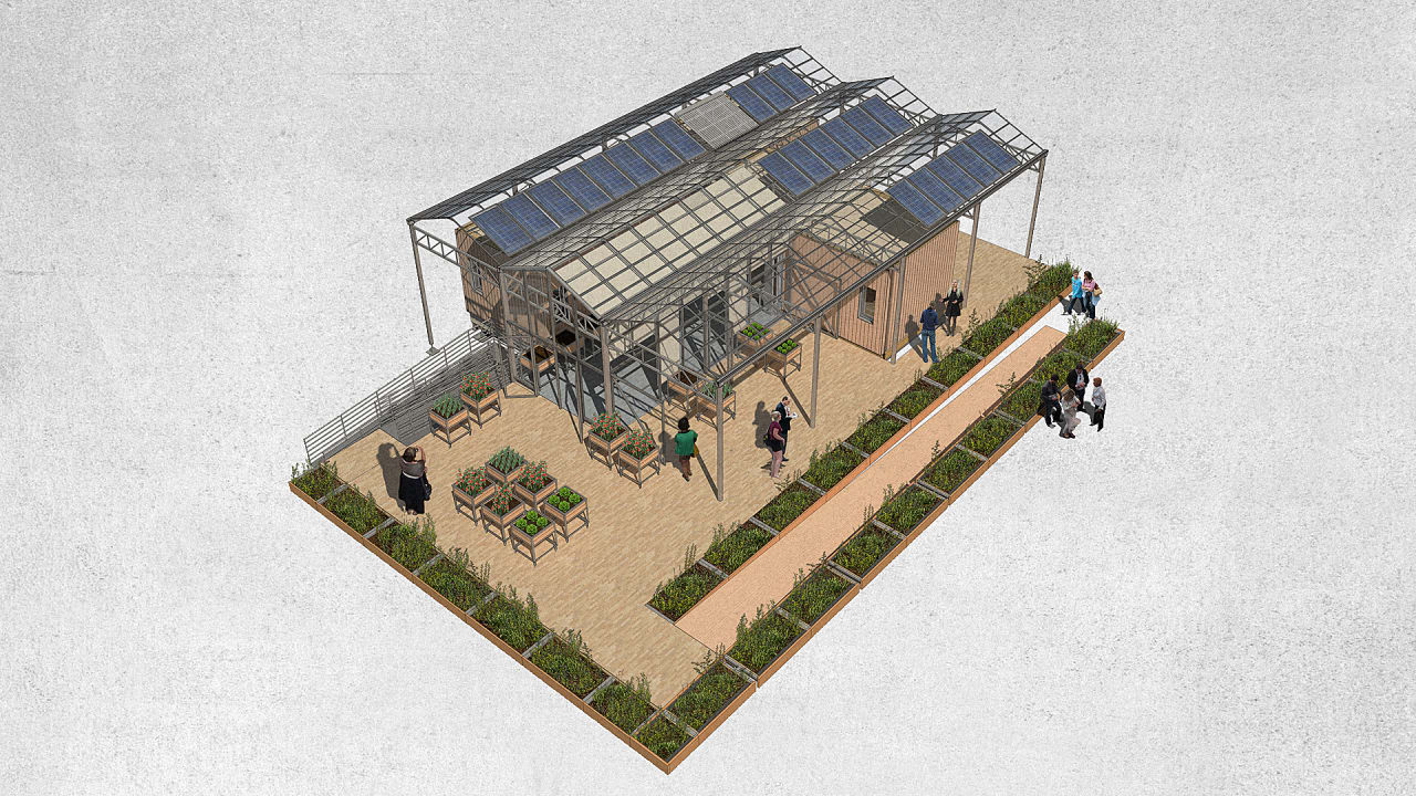 Which One Of These Student-Designed Solar Houses Will Be The Home Of The Future?