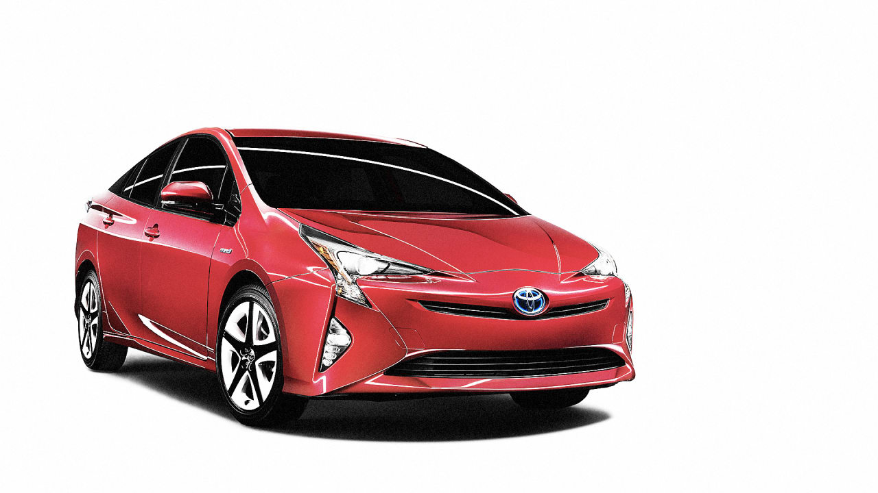 The Next Generation Prius Revealed: Can It Compete In A Tesla World?