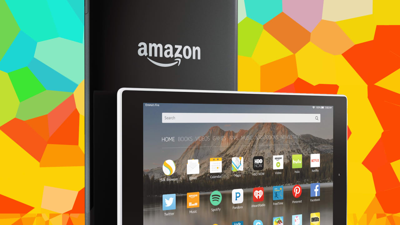 Amazon Just Announced New Fire TV And Tablets That Are Unexpectedly In