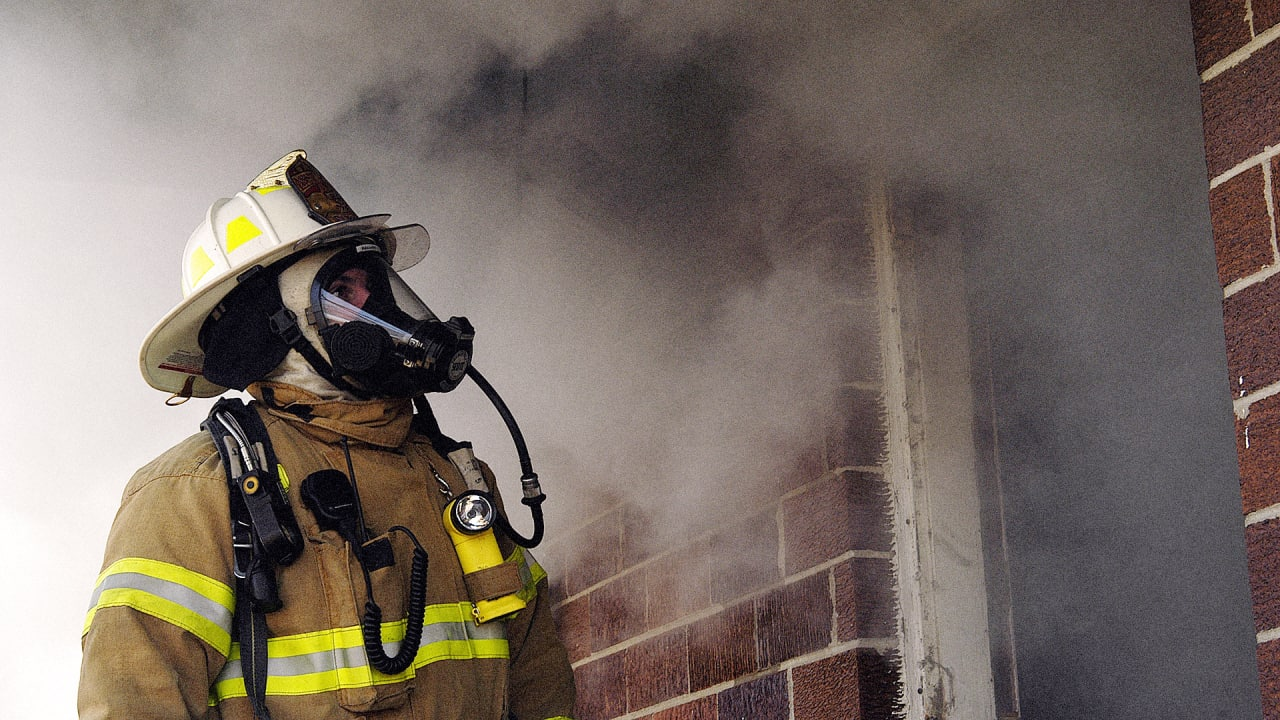 The Biggest Killer Of Firefighters? Toxic Smoke From Your Synthetic Furniture
