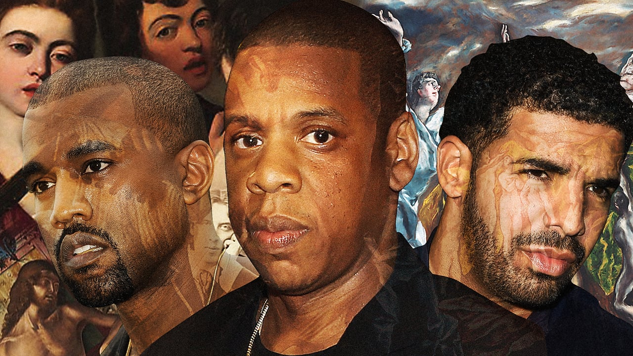 Get A Guided Tour Of The Met From Jay-Z, Kanye West, And Drake