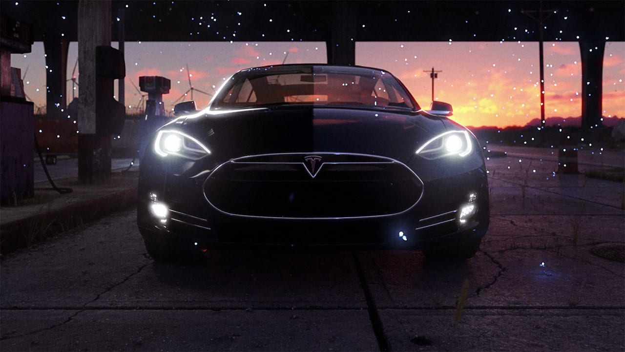 Why A Tesla Fan Made This Stunning Unofficial Brand Commercial