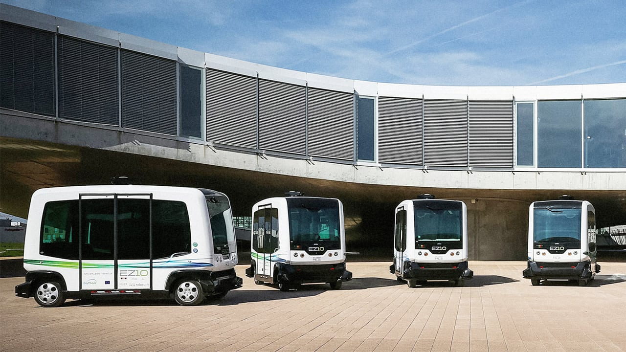 Robot Buses Are Coming To America, To Pave The Way For Driverless Cars