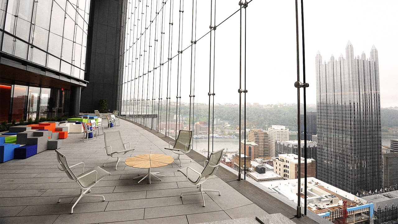 This Office Tower Could Be The Greenest High-Rise In The