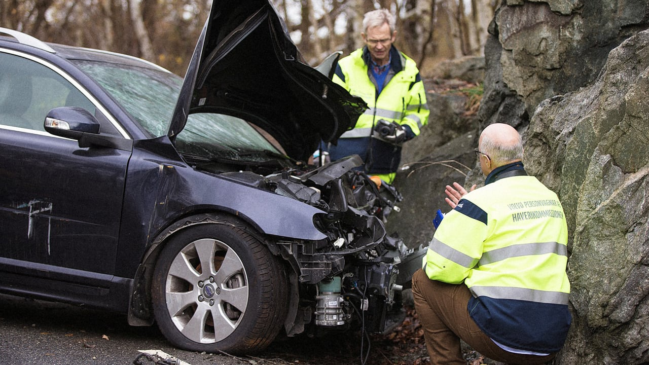 Volvo Promises To Take Responsibility If Its Driverless Cars Cause Crashes