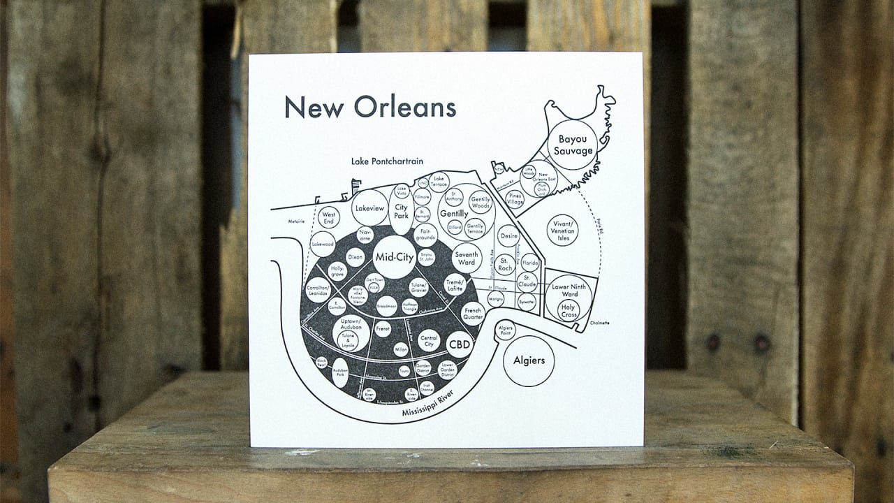 """These Beautiful """"Mental Maps"""" Of Cities Help Your Brain Regain What It Has Lost To GPS"""
